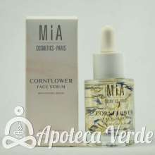 Mia Cosmetics Flowell Serum Facial Iluminador Cornflower
