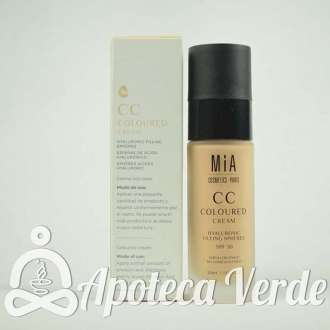 Mia Cosmetics CC Cream SPF 30 Light