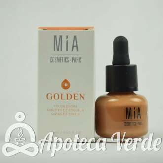 Mia Cosmetics Color Drop Golden