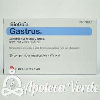 Biogaia Gastrus Probiótico Casen Recordati