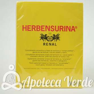 Herbensurina Infusión Deiters 40 bolsitas