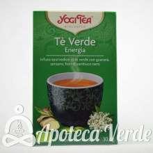 Yogi Tea Infusión Bio Té Verde Harmonía