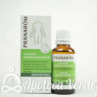 Solución Defensas Naturales Aromaforce de Pranarom 30ml