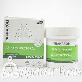 Pranarom Aromaforce Bálsamo Pectoral Bio Eco