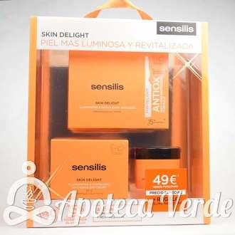 Sensilis Pack Oferta Skin Delight
