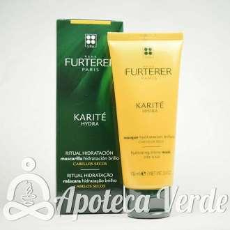 René Furterer Karité Hydra Mascarilla Hidratación Brillo 100ml