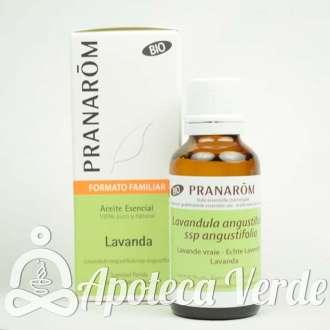 Aceite Esencial de Lavanda Bio Pranarom 30ml