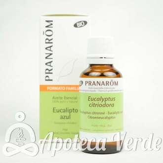 Aceite esencial de Eucalipto Azul Bio Pranarom 30ml