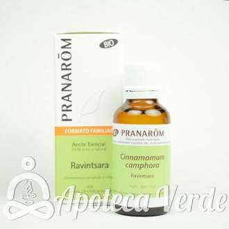 Aceite esencial de Ravintsara Bio Pranarom 30ml