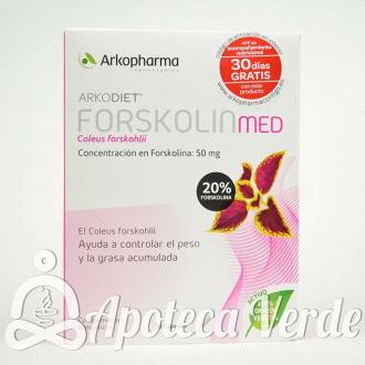 Arkodiet Forskolin de Arkopharma 30 cápsulas