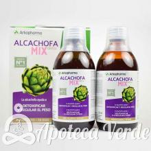 Pack Ahorro de Arkofluido Alcachofa Mix Detox de Arkopharma