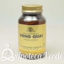 Dong Quai de Solgar 100 cápsulas vegetales