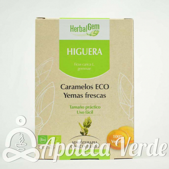 Herbalgem Caramelos Eco Higuera