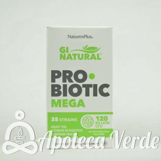 GI Natural Probiotic Mega Natures Plus