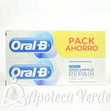 Oral-B Repair Original Pasta Dental Encias Esmalte