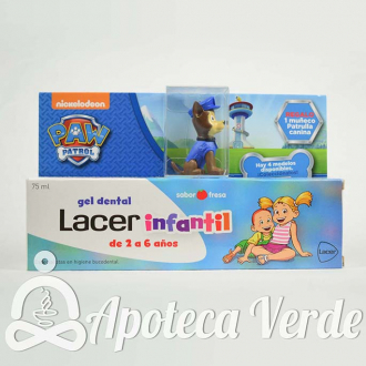 Lacer Gel Dental Infantil