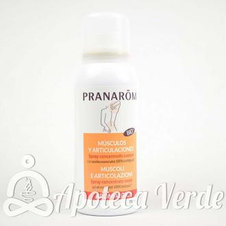 Pranarom Aromalgic Spray Concentrado Músculos Articulaciones Bio