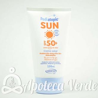 Ordesa Pediatopic Sun Crema Solar SPF50+