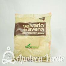 Salvado de Avena Micronizado de Soria Natural 250gr
