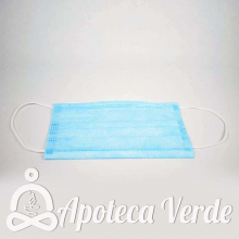 Mascarilla Quirúrgica 3 capas