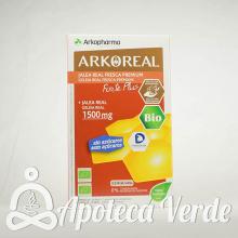 Arkopharma Arkoreal Jalea Real Fresca Forte Plus Sin Azúcares
