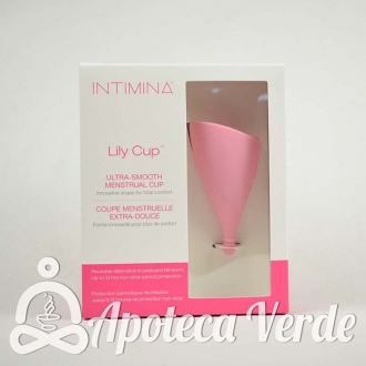 Intimina Copa Menstrual Lily Cup Tamaño A