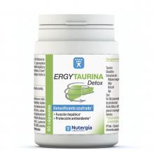 ERGYTAURINA Detox Nutergia 60 cápsulas