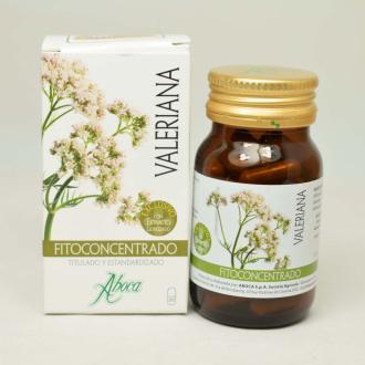 Valeriana Fitoconcentrado de Aboca 50 cápsulas