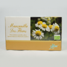 Biotisana manzanilla Dos Flores de Aboca 20 bolsitas