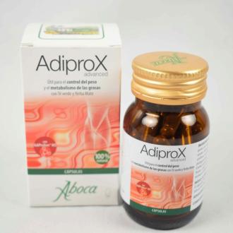 Adelgacción Adiprox de Aboca 50 Cápsulas