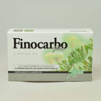 Finocarbo Plus de Aboca 20 cápsulas