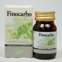 Finocarbo Plus de Aboca 50 cápsulas
