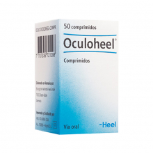 Heel Oculoheel Comprimidos