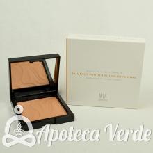 Mia Cosmetics Maquillaje Polvo Compacto Fundente