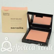 Sensilis Velvet Blush Colorete Hidratante en Polvo Cremoso