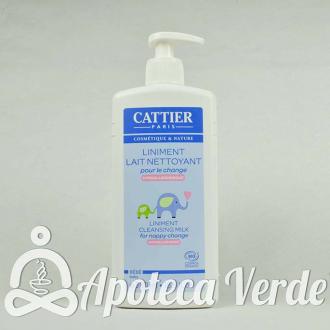 Linimento Bio Cambio Pañal Bebé de Cattier 200ml