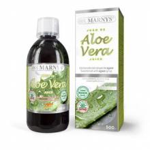 Marnys Jugo de Aloe Vera Agave Puro 500ml