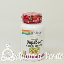 DopaBean de Solaray 60 cápsulas