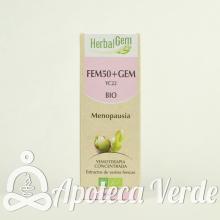 Fem 50+ Gem Bio Complejo Menopausia de Herbalgem 15ml