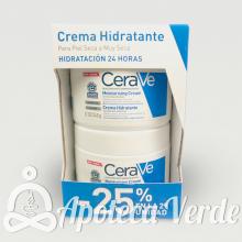 CeraVe Crema Hidratante 170g/177ml