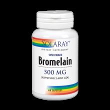 Solaray Bromelain 60 cap