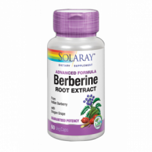 Solaray Berberine 60 caps
