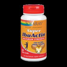 Solaray Super Ibuactin 60 cap