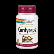 Solaray Cordyceps 500Mg 60 cap