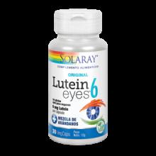 Solaray Lutein Eyes 6Mg 30 cap