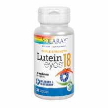 Solaray Lutein Eyes 18Mg 30 cap