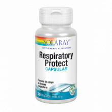 Solaray Respiratory Protect 30 cap