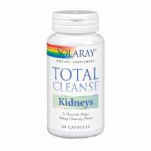 Solaray Total Cleanse Kidney 60 cap