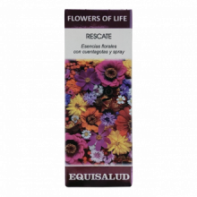 Equisalud Flower Of Life Rescate 15ml