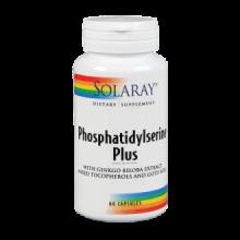 Solaray Phosphatidylserine Plus 60 cap